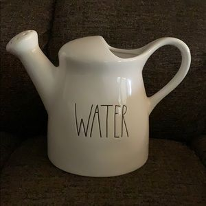 Rae Dunn Water Pitcher